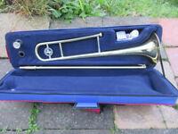 Trombone Bran New John Packer Bb Medium Bore Tenner