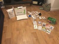 Nintendo Wii, Wii fit, games and accearorisa