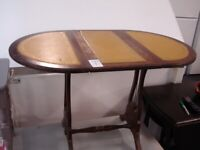 Drop-Leaf Occassional Table (#43051) £15