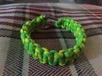 Handmade Paracord bracelets for sale