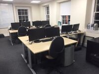 City centre (Rose Street) shared office with flexible terms