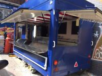 Catering Trailer, 12 x 6ft, Funfair Style