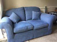 Laura Ashley two seat sofa
