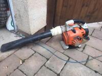 Stihl petrol blower