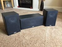 Eltax Stereo speaker set