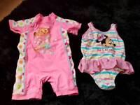 Girls 12-18 months costumes