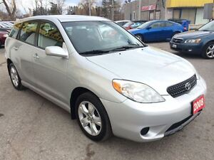 2008 Toyota Matrix XR / AUTOAIR / LOADED / ALLOYS / CLEAN