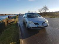 Nissan primera diesel 73000 full history immaculate family car