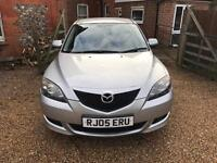 Mazda 3ts 1.6, 5 door. Great condition & MOT. Offers accepted!