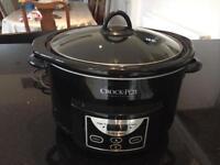 Crockpot Slow Cooker (programmable)