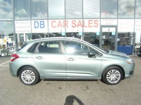 DIESEL!! 2011 11 CITROEN C4 1.6 VTR HDI 5D 91 BHP **** GUARANTEED FINANCE **** PART EX WELCOME ****