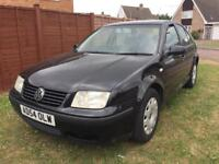 Volkswagen Bora 2005 Low mileage 1.6petrol 5dr Smooth Drive