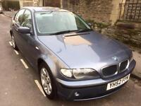 2003 bmw 318 61,000miles with full service history 1 owner