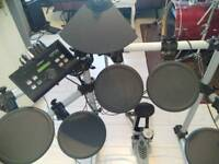 DTX500 Yamaha drum kit