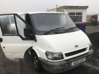 Ford transit spare parts available