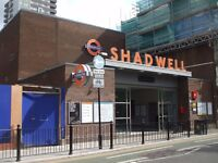 Stunning One Bedroom Flat In Shadwell!!! Viewings Recommended!!!