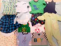 Baby boy clothes. Excellent condition 6-12 months