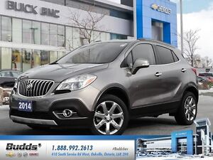 2014 Buick Encore Leather SAFETY AND E-TESTED