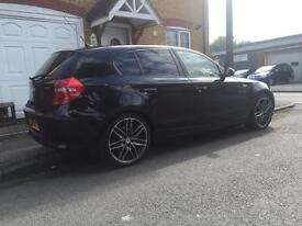 £2700 Bmw 1 series 118d automatic