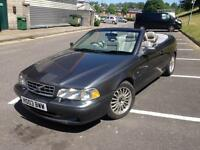 Volvo c 70 t cabriolet,convertible,soft top