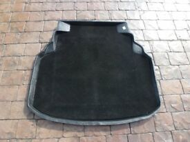 Boot Liner for Mercedes Benz C Class Saloon W204 2007 - 2014