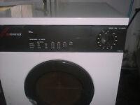 Creda tumble dryer vented