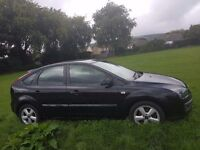 Ford focus for sale. Great car with new cam belt, new clutch, new MOT until july next year