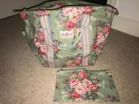 Cath Kidston bag and small bag set