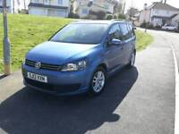 VW Touran 1.6TDi Bluemotion