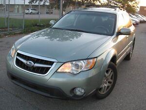 2009 Subaru Outback wagon,AUTO,awd,safety e/test included