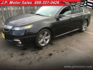 2014 Acura TL Tech Package, Automatic, Navigation, Leather, AWD Oakville / Halton Region Toronto (GTA) image 2