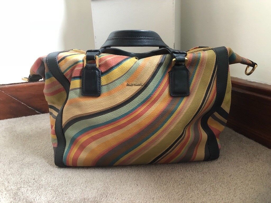edd151af7f Paul Smith Swirl Ziggy Large Handbag