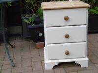 Bedside Cabinet / Chest of Drawers (Item 2) This listing is for 1 chest only.