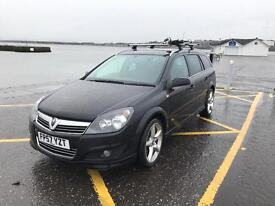 Vauxhall Astra SRI Estate 1.8 VVTI
