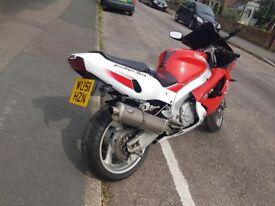 Yamaha Thunderace YZF1000R Exup 2001 ***price reduced ***