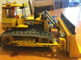 LEGO City Dozer (7685) Instuction (no box)