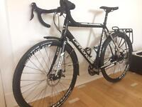 Cannondale CAADX 105 56cm Cyclocross Road Bike