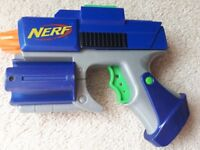 Nerf Guns all in good working order.