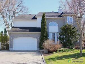 519 000$ - Maison 2 étages à vendre à St-Augustin-De-Desmaure