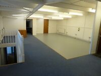 Self-contained Office/Light Industrial unit