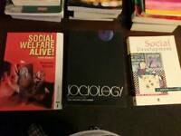 Sociology/society human development books