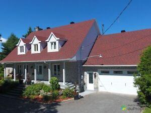 359 000$ - Maison à un étage et demi à Shawinigan (Grand-Mère)