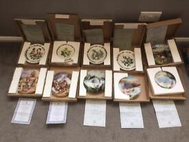Job Lot Of Collectors Plates