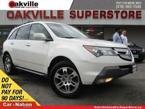 2008 Acura MDX | TECH PACKAGE | NAVIGATION | SUNROOF | 7-PASS