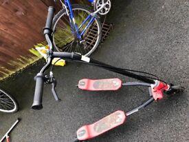 Children's scooter £20