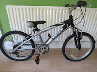 """BOYS BIKE,20"""" WHEELS..""""AMMMACO ZOMBIE""""...GREAT CONDITION, ALL FULLY WORKING,READY TO RIDE AWAY ON ."""