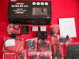 CAMPARK X30 ULTRA HD 4K CAMERA £50 brand new