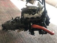 6.5 ton Iveco 2.8 diesel engines twin rear axles abs suspension breaking for export Africa busses?
