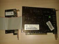 Creative Labs CT4760 PCI Sound card.