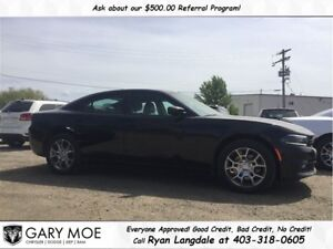 2016 Dodge Charger SXT **VENTED LEATHER SEATS**
